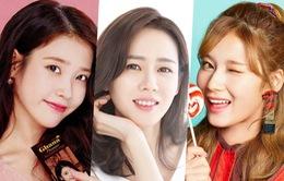 IU là sao Hàn mà fan muốn tặng quà vào ngày Valentine Trắng