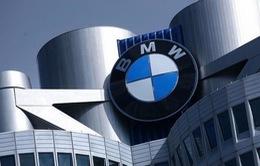 Lợi nhuận của BMW giảm mạnh trong năm 2019