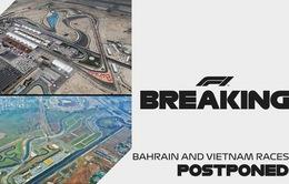 Hoãn chặng đua F1 Vietnam Grand Prix 2020