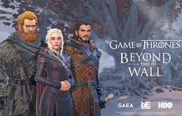 Game of Thrones Beyond Wall đã mở đăng ký sớm, lên kệ iOS ngày 26/3