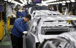 Xuất khẩu ô tô của Hàn Quốc giảm tháng thứ 7 liên tiếp