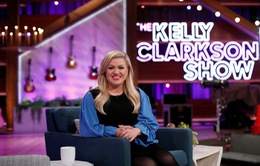 Kelly Clarkson ngừng sản xuất talkshow riêng vì lo ngại COVID-19