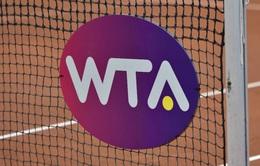 WTA hoãn toàn bộ giải đấu quần vợt tại châu Mỹ
