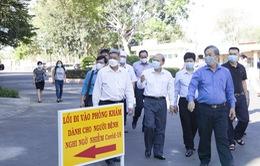 Bộ Y tế làm việc với Bình Thuận về công tác phòng, chống dịch COVID-19
