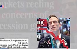 Ngày tồi tệ nhất lịch sử của thị trường chứng khoán châu Âu