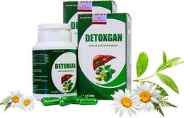 Detoxgan - Phương pháp mới hỗ trợ điều trị người viêm gan, xơ gan, men gan cao