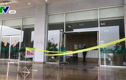Cách ly y tế Bệnh viện Bệnh nhiệt đới Trung ương cơ sở Kim Chung