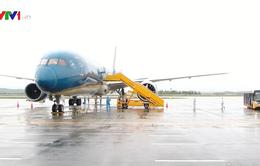 3 chuyến bay chở khách từ châu Âu hạ cánh tại sân bay Vân Đồn