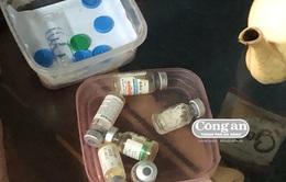 Bình Định: Bắt đối tượng điều chế vaccine ngừa COVID-19