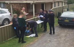 Cảnh sát Australia bắt giữ thanh niên nghi ngờ khủng bố