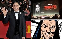Phim siêu anh hùng châu Á đầu tiên của Marvel ngừng sản xuất, Lương Triều Vỹ trấn an người hâm mộ