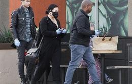 Demi Lovato trang bị cẩn thận giữa đại dịch COVID-19