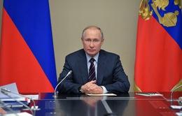 Tòa án Hiến pháp Nga thông qua hiến pháp sửa đổi