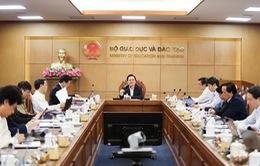 Bộ GD&ĐT có phương án hướng dẫn lưu học sinh Việt tại các nước trong vùng dịch