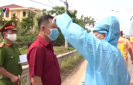 Đà Nẵng lập 7 chốt kiểm tra đo thân nhiệt tại cửa ngõ thành phố