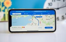 Google Maps tăng khả năng chỉ dẫn với công nghệ AR