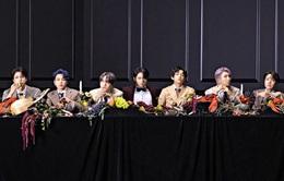 "Album ""Map Of The Soul: 7"" của BTS vẫn chiễm trệ trên Billboard"