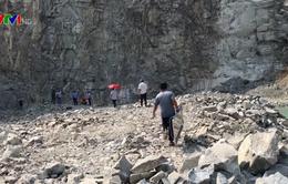 Điều tra nguyên nhân một người thiệt mạng do rơi từ vách núi