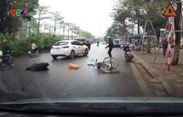 Gián tiếp gây tai nạn do đi ngược chiều