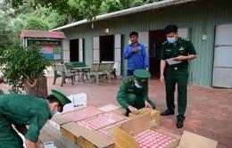 Tây Ninh: Bắt vụ vận chuyển thuốc tân dược qua biên giới