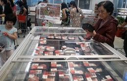 Nhập khẩu thịt lợn đã tăng trên 200%