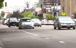 Mỹ: Lái xe taxi công nghệ đối mặt với dịch COVID-19
