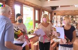 Thừa Thiên - Huế: Trao giấy chứng nhận hết thời gian cách ly