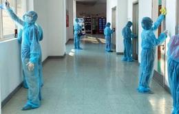 Cuối ngày, Bộ Y tế công bố thêm 7 ca nhiễm COVID-19, thêm 2 tỉnh có ca nhiễm đầu tiên