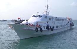 Kiên Giang tạm dừng đón khách du lịch