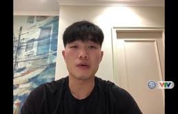 VIDEO: Xuân Trường, Quang Hải, Duy Mạnh, Đình Trọng kêu gọi cộng đồng chung tay chống dịch Covid-19