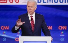 Ông Joe Biden tiến gần đến vị trí đại diện đảng Dân chủ Mỹ
