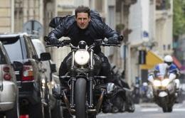 Bất chấp COVID-19, Tom Cruise vẫn quay phim