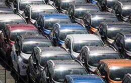 Doanh số bán ô tô tại thị trường EU giảm 7,4% trong tháng 2