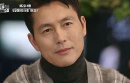 Jung Woo Sung tiết lộ kinh nghiệm tình trường