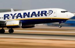 Ryanair cắt giảm 80% chuyến bay do ảnh hưởng của dịch COVID-19