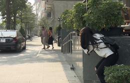 Đừng bắt em phải quên - Tập 8: Ngọc (Quỳnh Kool) trốn học đi theo dõi bố và cô Linh thảo mai