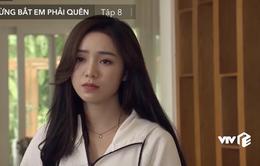 """Đừng bắt em phải quên - Tập 8: Ngọc (Quỳnh Kool) phụng phịu """"đá đểu"""" cô Linh trước mặt bố"""