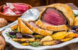 Đã mắt với món thịt bò cuộn ngàn lớp tự làm tại nhà