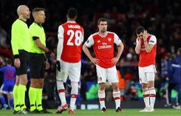 Khó dự Champions League, Arsenal lại nhận hung tin không ai muốn nghe