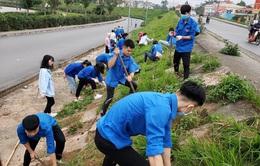 Tuổi trẻ Thủ đô thực hiện nhiều hoạt động ý nghĩa hưởng ứng ngày Chủ nhật xanh
