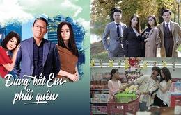 Loạt phim Việt mới trên VTV tung trailer khiến khán giả đứng ngồi không yên