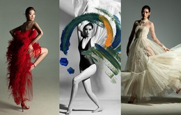 Hoa hậu Khánh Vân kể câu chuyện về bản thân thông qua bộ ảnh mới