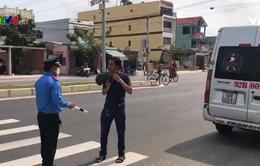 Ba tỉnh miền Trung (Quảng Nam, Huế, Hà Tĩnh) lập chốt giám sát người ra vào
