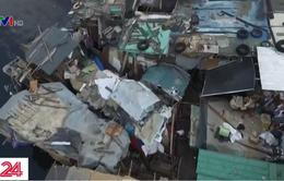Nguy cơ lây nhiễm virus SARS-CoV-2 tại các khu ổ chuột ở Philippines