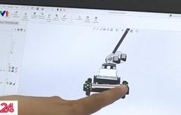 TP.HCM chuẩn bị thử nghiệm robot khử khuẩn trong bệnh viện
