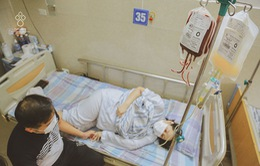 Hàng trăm người hiến máu giúp sản phụ ung thư máu vượt cạn thành công