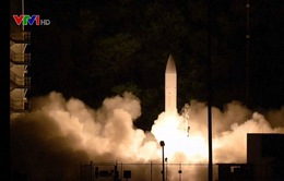 Mỹ thử nghiệm thành công tên lửa siêu âm