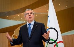 Chủ tịch IOC khẳng định lập trường của mình về Olympic Tokyo 2020