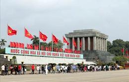 Tạm dừng tổ chức lễ viếng Chủ tịch Hồ Chí Minh từ ngày 23/3