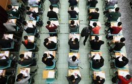 Hong Kong (Trung Quốc) lùi thời điểm thi đại học vì COVID-19